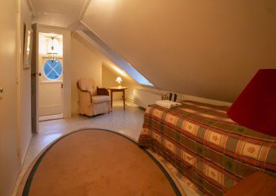 Acacia slaapkamer boven