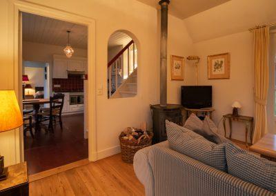 Acacia woonkamer en keuken