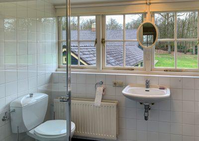 Boswachter badkamer