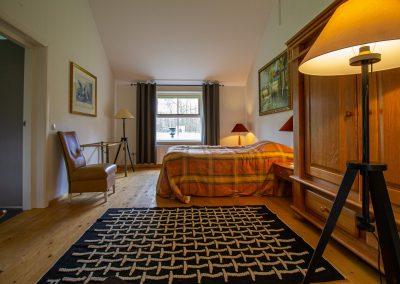 Boswachter en Bosrand slaapkamer