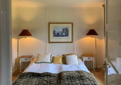 Boswachter slaapkamer