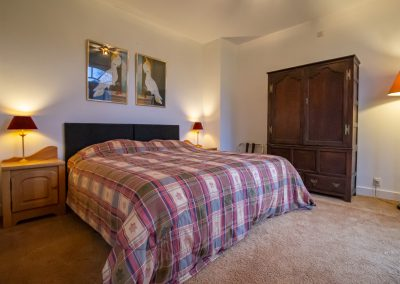 Mimosa slaapkamer