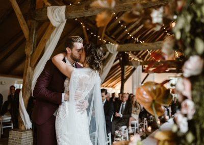 trouwen in koetshuis
